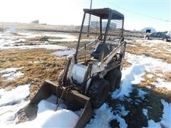Melroe Bobcat M371 Skid Steer