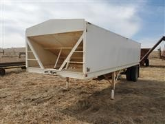 1990 Neville S/A Grain Trailer