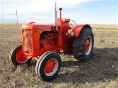 1949 J.I. Case LA 2WD Tractor