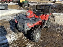 2014 Polaris Sportsman 570 ATV