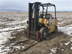 1997 Yale GLP060 Rough Terrain Fork Lift