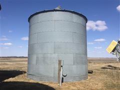 Butler 3200-Bushel Grain Bin