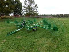 Frontier 10 Wheel Hay Rake