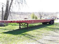 1964 American 6400 T/A Flatbed Trailer