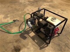 Honda Gx160 Gas Powered Liquid Pump