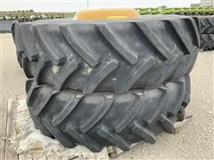 Mitas 580/85R42 Tires & Rims