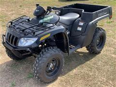 2018 Arctic Cat Alterra TBX 700 Off Road ATV