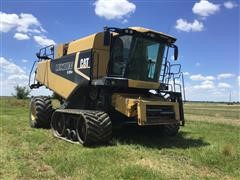 2005 Lexion 570R Tracked Combine