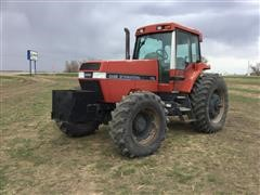 1990 Case IH 7110 MFWD Tractor