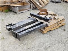 NH3 Tool Bar Frame Parts