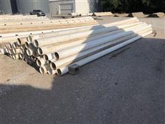 "Kroy 8"" PVC Mainline Irrigation Pipe"