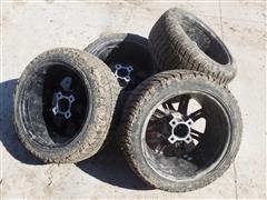 Madjax Golf Cart Tires