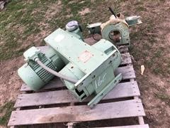 Pacemaker 75 Hp Electric Motor W/drop Box