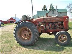 1947 McCormick Deering WD6 Tractor