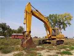 John Deere 892D LC Excavator