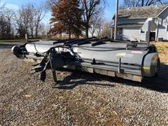 2013 Loftness 240 Windrowing Shredder