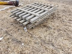 Shop Built Pivot Pipe Ramps