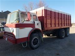 1973 Ford C800 T/A Grain Truck