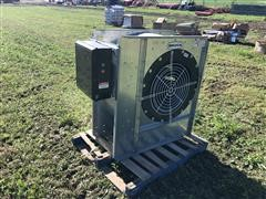 Brock Guardian Series LC24-1012-WC Grain Bin Heater Blower