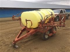 Kuker T/A Pull-type Sprayer
