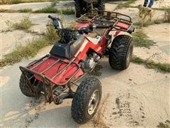 1985 Honda Fourtrax 250 ATV For Parts