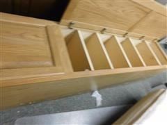 Cabinets/Attic  Ladder