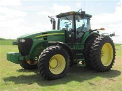 2007 John Deere 7930 MFWD Tractor
