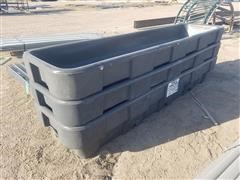Behlen Mfg Poly Feed Bunks