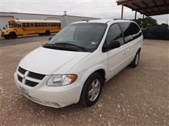 2006 Dodge Grand Caravan 7 Passenger Mini-Van