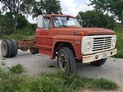 1968 Ford 750 Cab & Chassis