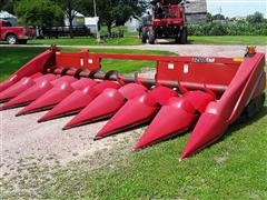 "2013 Case IH 3208 8-Row 30"" Corn Header"