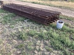 Continuous Fence Panels