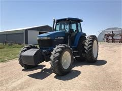 1995 Ford 8970 MFWD Tractor