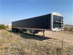 2013 Wilson DWH-550B Tri/A Grain Trailer