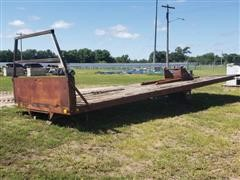 8' X 26' Flatbed