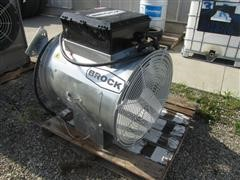 "2013 Brock AXH24-H/PV-LT 24"" Axial Bin Heater"