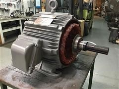 EMC 3 Phase 40 HP Electric Synchronous Motor
