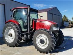 2010 Case IH Maxxum 125 MFWD Tractor