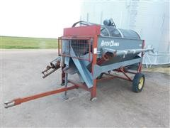 Hutchinson C-1600 Portable Hutch Cleaner Rotary Screen Grain Cleaner
