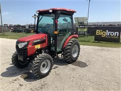 Mahindra 2545 4WD Compact Utility Tractor
