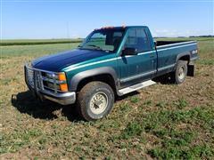1998 Chevrolet 3500 4x4 Pickup