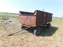 Stan-Hoist Hydraulic Hoist Harvest Wagon