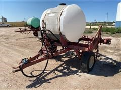 Dempster 800 18' Pull Type Liquid Fertilizer Applicator