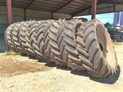 Michelin MultiBib 650/65R42 Tires & Rims