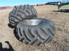 Goodyear Dyna Torque Tires