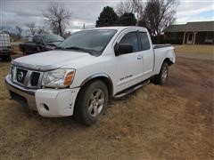 2006 Nissan Titan Extended Cab Pickup