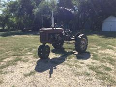 1943 Farmall B 2WD Tractor