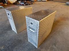 Geneva Aluminum 5 Drawer Tool Boxes