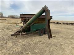 grain-O-vator 30 Grain Auger Wagon
