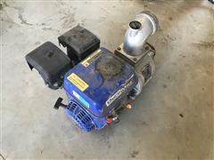 Dura Max Gas Powered Pump